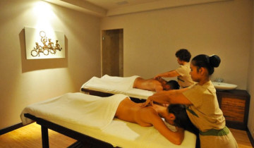Thai Silk SPA Croce di Malta