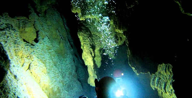 SPA Diving al Grotta Giusti